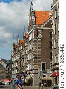 Купить «Старая Рига», фото № 1835442, снято 30 мая 2010 г. (c) Андрей Лабутин / Фотобанк Лори
