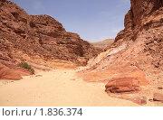 Цветной каньон (2010 год). Стоковое фото, фотограф Юлия Машкова / Фотобанк Лори