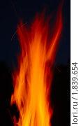Купить «Огонь», фото № 1839654, снято 11 июля 2010 г. (c) Семин Илья / Фотобанк Лори