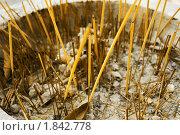 Купить «Благовония», фото № 1842778, снято 7 января 2010 г. (c) Лифанцева Елена / Фотобанк Лори