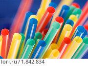 Купить «Трубочки», фото № 1842834, снято 3 мая 2008 г. (c) Никита Буйда / Фотобанк Лори