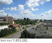 Купить «Ижорский завод.Колпино», фото № 1853282, снято 21 июля 2010 г. (c) Алексей Алексеев / Фотобанк Лори