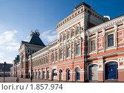 Купить «Главный дом нижегородской ярмарки», фото № 1857974, снято 10 октября 2006 г. (c) Igor Lijashkov / Фотобанк Лори