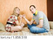 Купить «Перемирие», фото № 1858518, снято 18 июня 2010 г. (c) Яков Филимонов / Фотобанк Лори