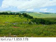 Купить «Горный пейзаж», фото № 1859178, снято 14 августа 2009 г. (c) Алексей Букреев / Фотобанк Лори