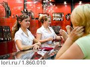 Купить «Ювелирный магазин», фото № 1860010, снято 23 июля 2010 г. (c) Александр Подшивалов / Фотобанк Лори