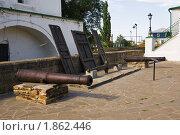Купить «Азовские трофеи на площади Майдан в Старочеркасске», фото № 1862446, снято 19 июня 2010 г. (c) Борис Панасюк / Фотобанк Лори