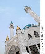 Купить «Мечеть Кул Шариф», фото № 1867590, снято 3 января 2010 г. (c) Михаил Крекин / Фотобанк Лори
