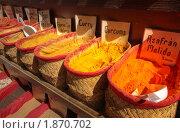 Купить «Специи», фото № 1870702, снято 24 сентября 2009 г. (c) Дмитрий Кутлаев / Фотобанк Лори