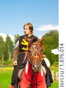 Купить «Выборгский рыцарский турнир», фото № 1876014, снято 31 июля 2010 г. (c) Алексей Ширманов / Фотобанк Лори