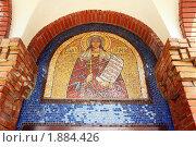 Купить «Омск. Церковь Святой Татианы», фото № 1884426, снято 2 августа 2010 г. (c) Julia Nelson / Фотобанк Лори