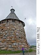 Архангельская башня (2008 год). Редакционное фото, фотограф Вячеслав Копотий / Фотобанк Лори