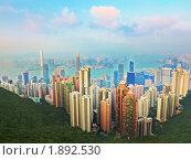 Гонконг (2009 год). Стоковое фото, фотограф Ольга Хорошунова / Фотобанк Лори