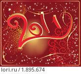 Купить «Рождественский фон», иллюстрация № 1895674 (c) Татьяна Смирнова / Фотобанк Лори