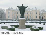 Купить «Дворец Тышкевича - музей янтаря (Паланга, Литва)», фото № 1896382, снято 14 января 2010 г. (c) Георгий Солодко / Фотобанк Лори
