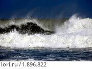 Шторм на море. Стоковое фото, фотограф Морозова Татьяна / Фотобанк Лори