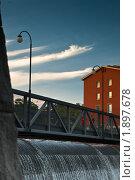 Водная инфраструктура города (2010 год). Стоковое фото, фотограф Антон Ляшенко / Фотобанк Лори