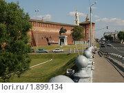 Купить «Коломенский Кремль», фото № 1899134, снято 5 июля 2010 г. (c) Вадим Морозов / Фотобанк Лори