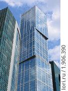 """Международный бизнес-центр """"Москва-Сити"""" (2010 год). Редакционное фото, фотограф juliagam / Фотобанк Лори"""