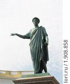 Купить «Памятник Дюку де Ришелье», фото № 1908858, снято 23 июля 2010 г. (c) Евгения Плешакова / Фотобанк Лори