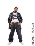 Купить «Портрет хип-хоп исполнителя», фото № 1909938, снято 31 июля 2008 г. (c) Никита Буйда / Фотобанк Лори