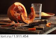 Купить «Тыква», фото № 1911454, снято 15 декабря 2019 г. (c) Марина Володько / Фотобанк Лори