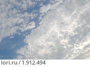 Небо. Стоковое фото, фотограф Иванова Ксения / Фотобанк Лори