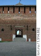 Купить «Михайловские ворота», фото № 1914882, снято 5 июля 2010 г. (c) Вадим Морозов / Фотобанк Лори