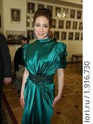Анна Большова (2010 год). Редакционное фото, фотограф Вадим Тараканов / Фотобанк Лори