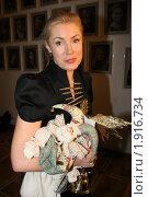 Мария Шукшина (2010 год). Редакционное фото, фотограф Вадим Тараканов / Фотобанк Лори