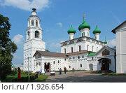 Купить «Свято-Введенский Толгский женский монастырь, Ярославль», эксклюзивное фото № 1926654, снято 31 июля 2010 г. (c) lana1501 / Фотобанк Лори