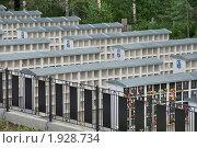 Колумбарий. Кладбище (2010 год). Редакционное фото, фотограф Александр Щепин / Фотобанк Лори