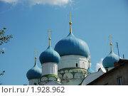 Купить «Богоявленский Собор (1689 г.) Богоявленского монастыря в городе Угличе», эксклюзивное фото № 1928962, снято 14 августа 2010 г. (c) lana1501 / Фотобанк Лори