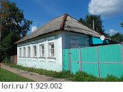 Купить «Углич. Одноэтажный жилой дом», эксклюзивное фото № 1929002, снято 14 августа 2010 г. (c) lana1501 / Фотобанк Лори