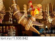 Валаам. Сувениры из бересты. Стоковое фото, фотограф Natalya Sidorova / Фотобанк Лори