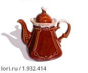 Купить «Заварочный чайник», фото № 1932414, снято 21 августа 2010 г. (c) Исаев Михаил / Фотобанк Лори