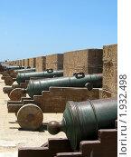 Форт с пушками  в Эссуейре (2010 год). Стоковое фото, фотограф Сергей Поляков / Фотобанк Лори