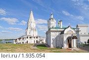 Купить «Музей-усадьба. Коломенское.», фото № 1935054, снято 21 августа 2010 г. (c) Игорь Жильчиков / Фотобанк Лори