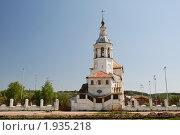 Купить «Церковь Михаила Архангела. Тобольск», фото № 1935218, снято 8 июня 2009 г. (c) Надежда Келембет / Фотобанк Лори