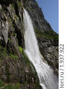 Гегский водопад Абхазия. Стоковое фото, фотограф Дмитрий К / Фотобанк Лори
