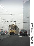 Трамвай (2010 год). Редакционное фото, фотограф Вадим Крутов / Фотобанк Лори