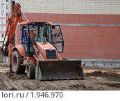 Трактор (2010 год). Редакционное фото, фотограф Молчанов Сергей / Фотобанк Лори