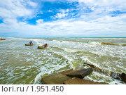 Морской пейзаж. Стоковое фото, фотограф Юрий Брыкайло / Фотобанк Лори