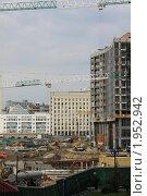 Купить «Олимпийский стадион. Киев.», фото № 1952942, снято 5 сентября 2010 г. (c) natalya ryzhko / Фотобанк Лори