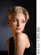 Купить «Блондинка с красивой прической», фото № 1953366, снято 2 декабря 2009 г. (c) Константин Тишков / Фотобанк Лори