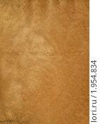 Лист старой бумаги. Стоковое фото, фотограф Антон Ильяшенко / Фотобанк Лори