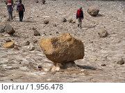 Камни и снег. Стоковое фото, фотограф Андрей Михайлов / Фотобанк Лори