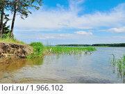 Сибирский пейзаж. Стоковое фото, фотограф Dezel / Фотобанк Лори