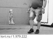 Граффити (2009 год). Редакционное фото, фотограф Александр Бетехтин / Фотобанк Лори