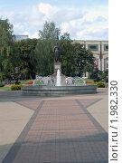 Купить «Калининград. Центр города. Сквер», эксклюзивное фото № 1982330, снято 18 сентября 2010 г. (c) Svet / Фотобанк Лори